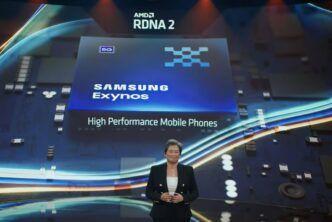 Новите чипове Exynos с графика AMD RDNA 2 се очакват през месец юли