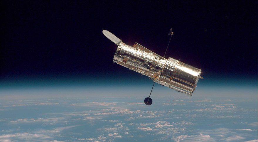Главният компютър на телескопа Хъбъл се повреди
