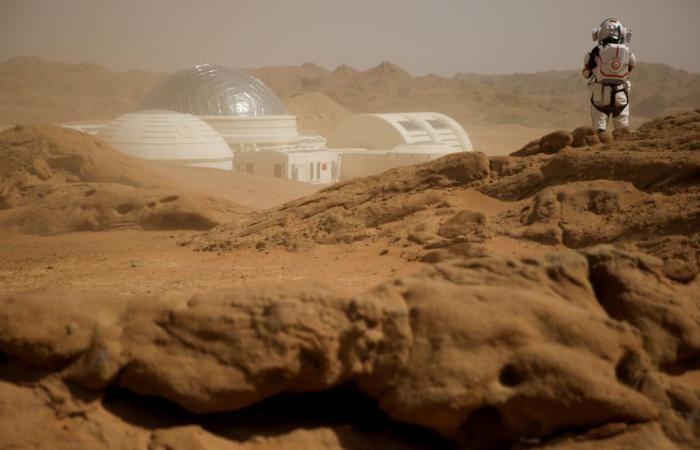 Надпреварата за Марс: Китай възнамерява към 2033 година да изпрати човек на Червената планета