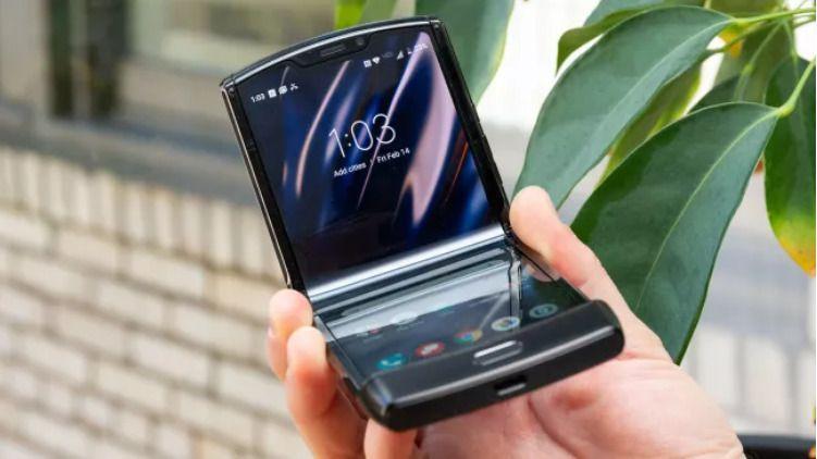 Motorola razr 5G спечели наградата Red Dot за продуктов дизайн