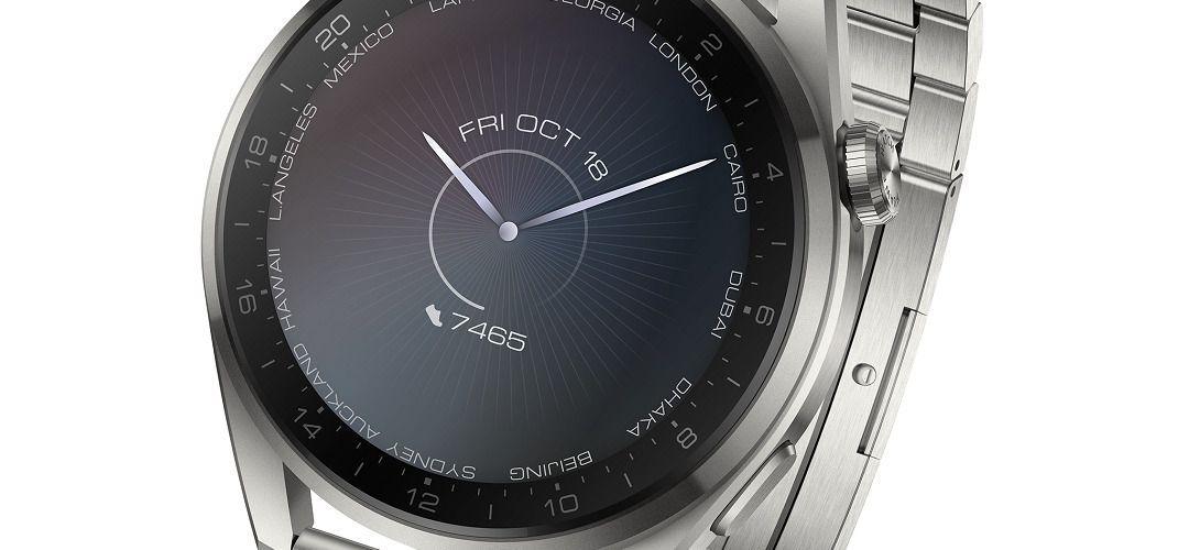 Започнаха продажбите на серията Huawei Watch 3 в България