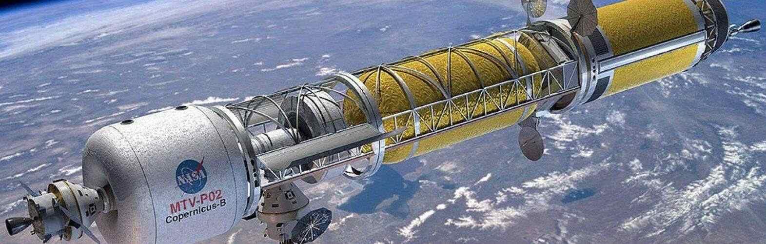НАСА ще финансира три проекта за разработване на ядрен ракетен двигател