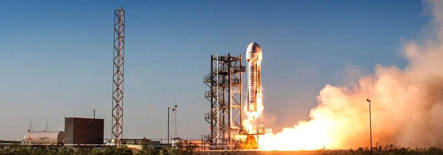 Директното предаване с полета на Джеф Безос в космоса започва след няколко минути
