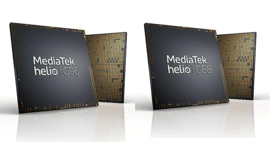 MediaTek представи чиповете Helio G96 и Helio G88 за смартфони с богати фотографски възможности