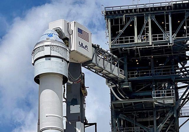 Полетът на кораба Starliner до МКС бе отложен заради инцидента с руския модул Наука
