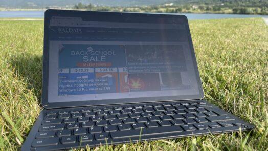 Samsung Galaxy Tab S7 FE 5G и Galaxy Tab A7 Lite – за работа и забавление в движение