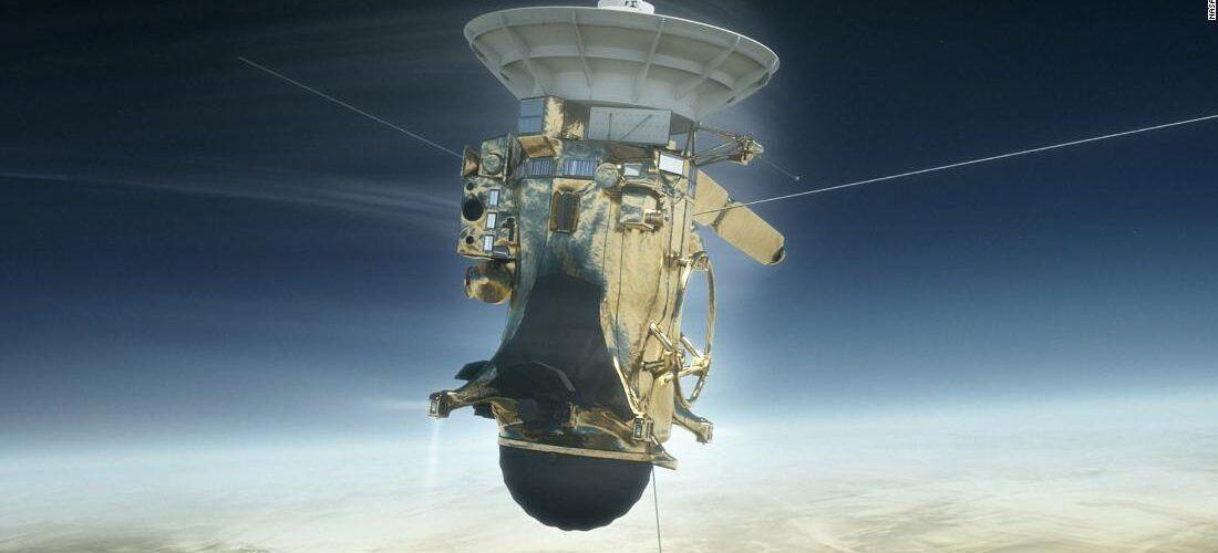 Целите и задачите на космическата мисия Dragonfly за полет до Титан