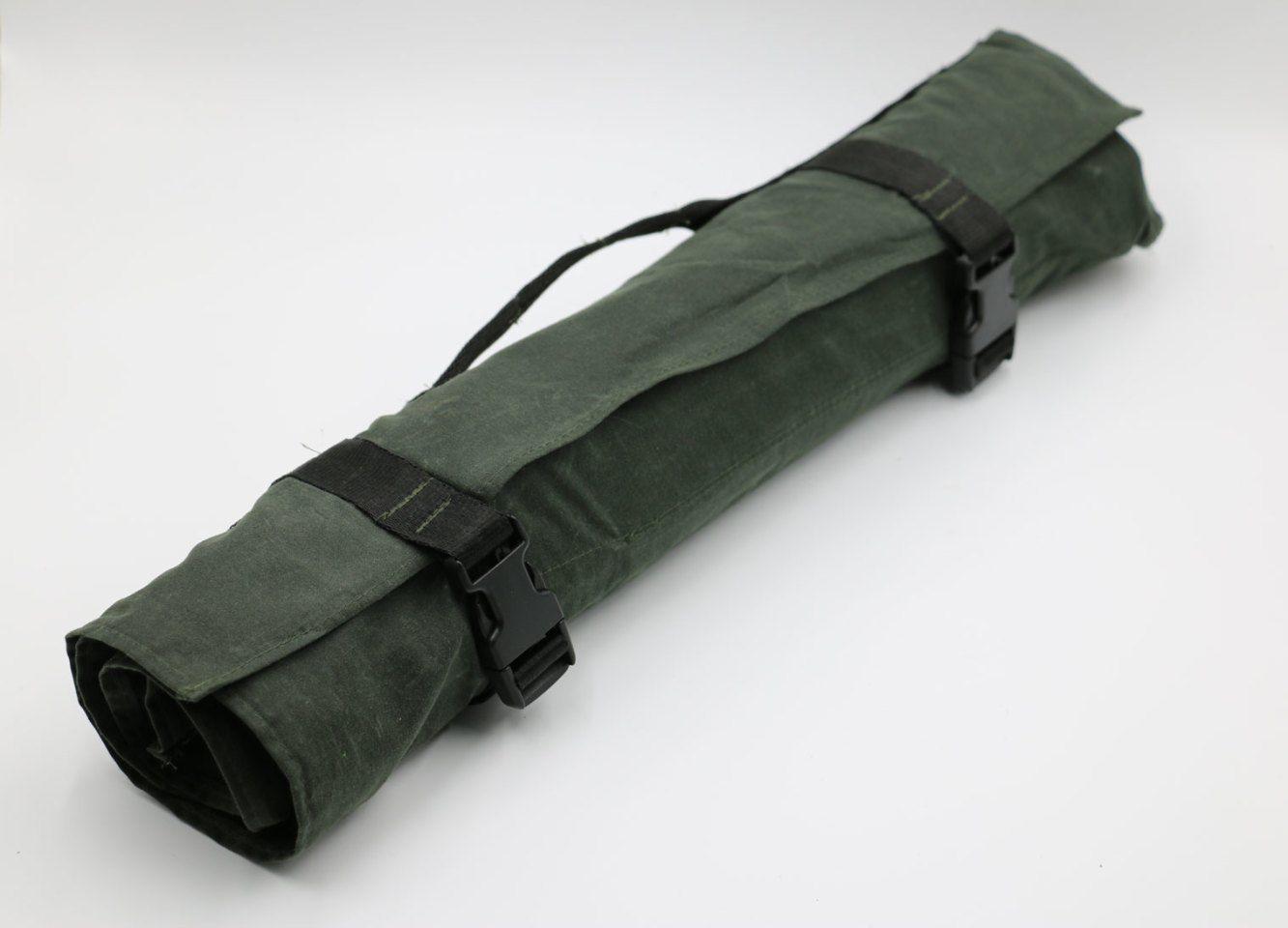 Включената ролка опакова всичко в лесна форма за носене/съхранение