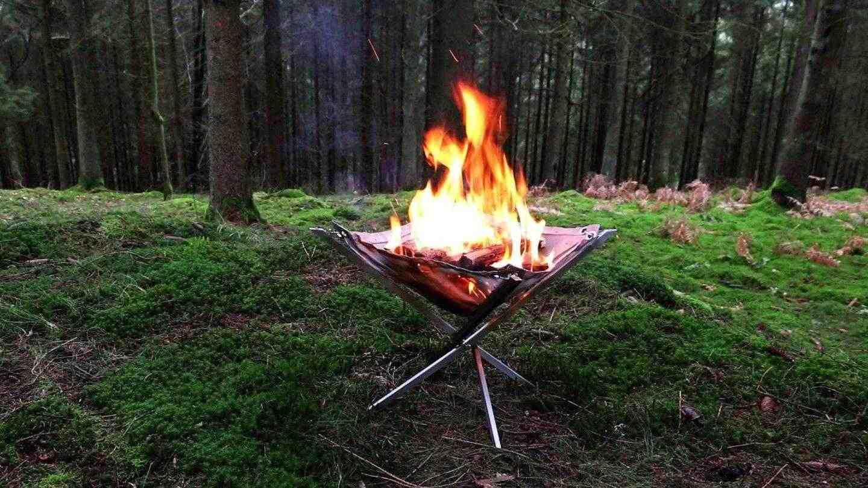 Firekorf е малък, но поддържа значителен огън