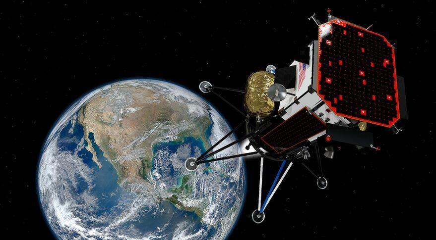 Intuitive Machines избра SpaceX за изстрелването на своята трета лунна сонда