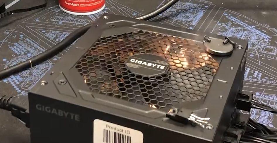 Gigabyte изземва компютърните захранвания GP-P750GM и GP-P850GM