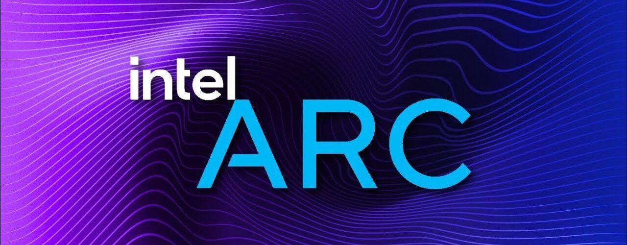 Intel представи новия бранд Arc за своите геймърски видеокарти