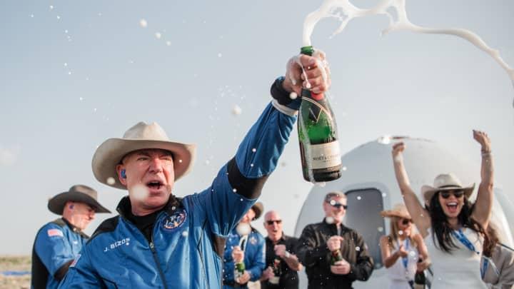 Най-добрите специалисти напускат Blue Origin