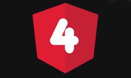Лого на 4anime