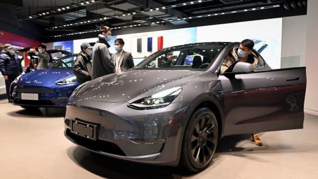 Акциите на Tesla поскъпнаха със 7,8% след публикацията на предварителния тримесечен финансов отчет
