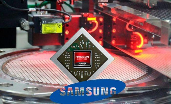 AMD обмисля да прехвърли производството ма своите чипове от TSMC на Samsung