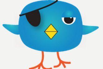 пиратски туитър