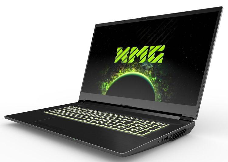 Анонс на геймърския лаптоп XMG Apex 17 M21 с процесор Ryzen 9 5900HX