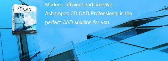 Ashampoo 3D CAD Professional 6.0.0 download