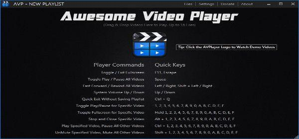 Awesome Video Player 1.0.5.1 download