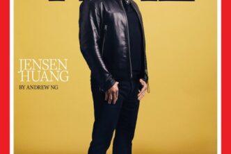 Дженсен Хуанг бе включен в списъка на най-влиятелните хора за 2021 година