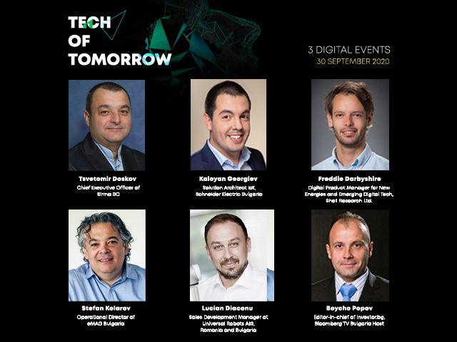 Експерти на Tech Of Tomоrrow: Навлизането на нови технологии няма да доведе до отпадане на работни места