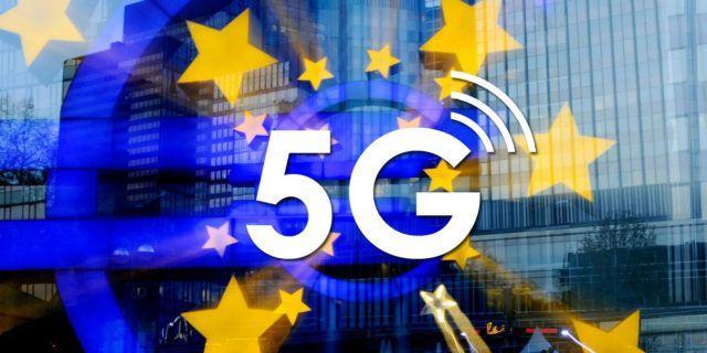Европа изостава с навлизането на 5G според нов доклад