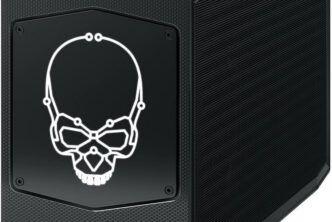 Intel NUC 11 Extreme Beast: компактен геймърски компютър с цена без видеокартата $3140