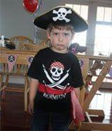 тъжен пират