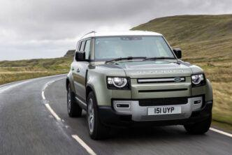 Jaguar Land Rover разработва водороден автомобил на базата на Defender