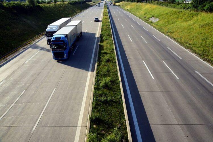 Камерите в камионите подобряват безопасността на пътя