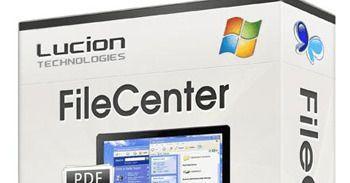 Lucion FileCenter 11.0.29.0