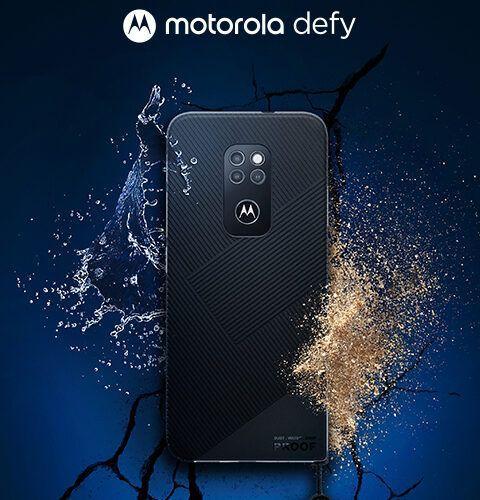 Motorola се завръща при издръжливите смартфони с новия Defy