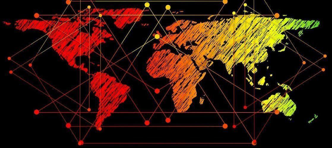 мрежа за свързване на света
