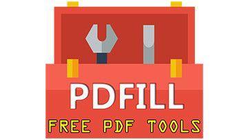 PDFill FREE PDF Tools 15.0 Build 3