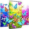 Пеперуди живо тапет APK Изтегляне за Android