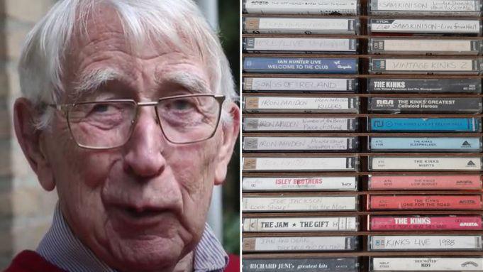 Почина изобретателят на аудиокасетата Лу Отенс