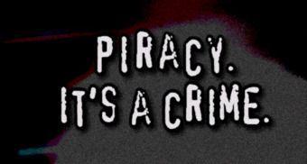 пиратството е престъпление