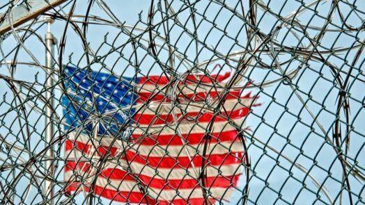 американския затвор