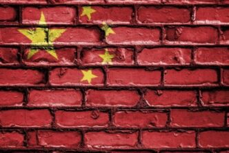 китайско знаме