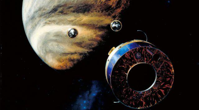Пропуснала ли е NASA доказателство за живот на Венера през 1978?