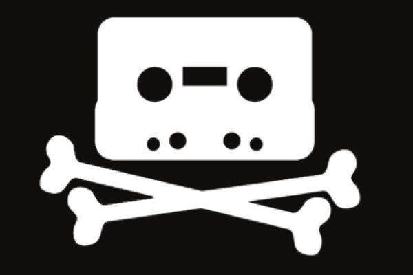 касетофонна пиратска музика