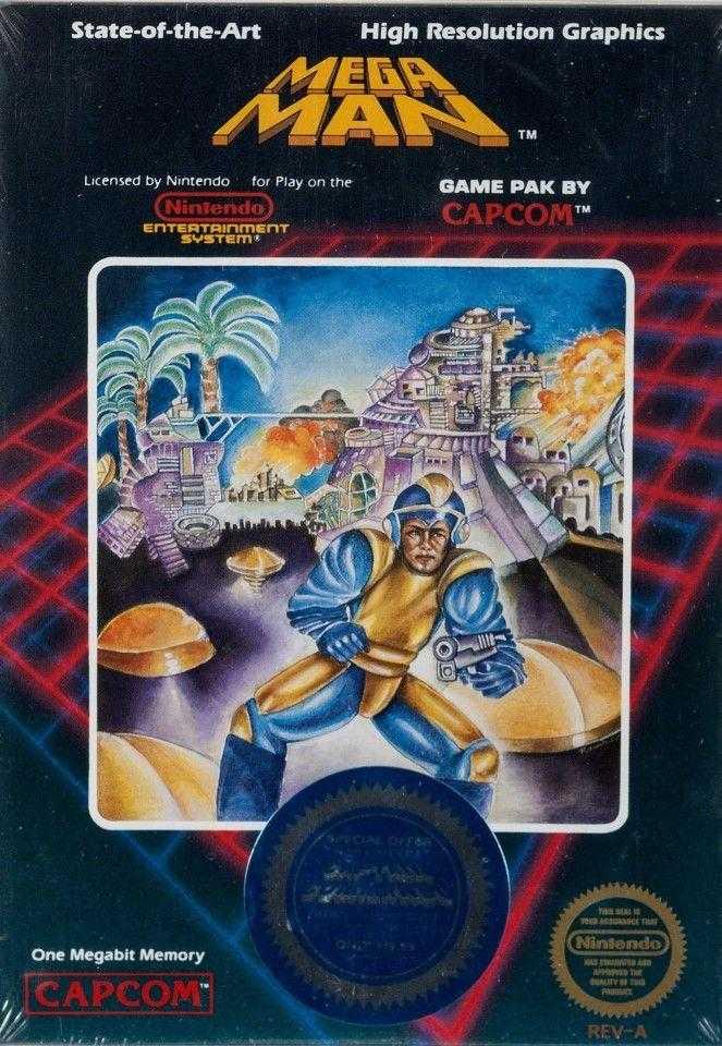 """На 24 ноември 2019 г. продажбата на тази игра беше първият признак, че стойностите на ретро игрите се насочват към стратосферата. Това е запечатан 1987 NES Capcom Mega Man със степен 9.4 A + от Wata. Този пример е собственост на Dain Anderson от NintendoAge. В оригиналното производство на играта името на основния злодей в описанието на гърба на кутията беше """"Д-р Райт."""" На по-късните примери това беше променено на """"Д-р Уайли."""" Тази историческа игра не само отбелязва първата в поредицата, но и първата поява на самия герой Mega Man. Този ден той донесе 75 000 долара на търг, но ако се появи отново на търг тази година, може да донесе повече от един милион долара."""