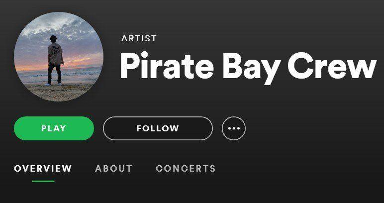 екипаж на пиратския залив