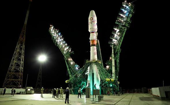 Роскосмос изведе в орбита още 34 OneWeb сателита