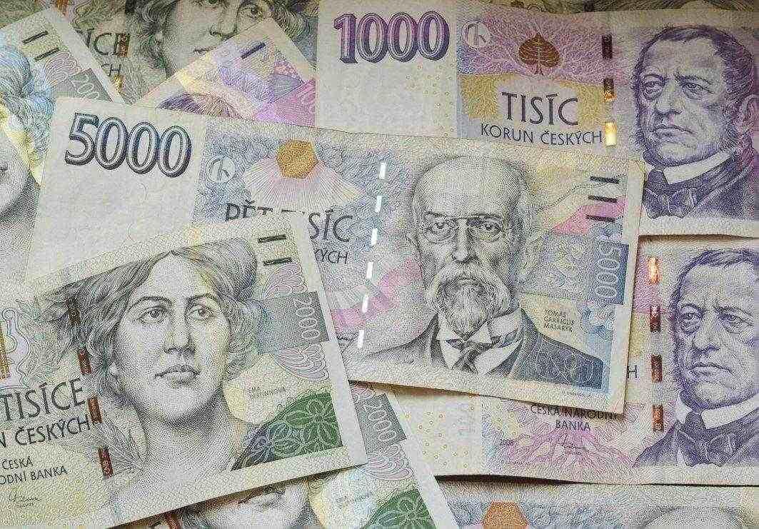 чешки пари