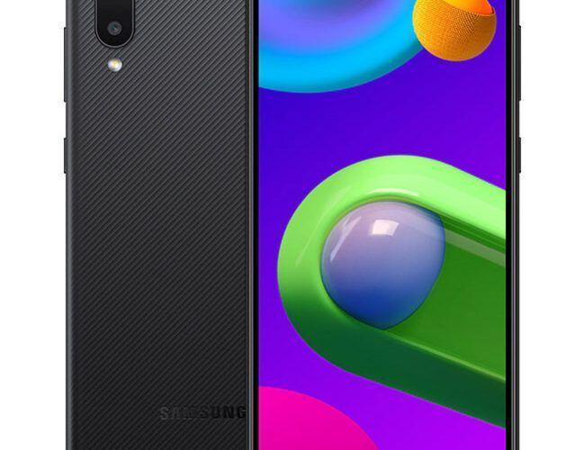 Samsung Galaxy M02: смартфон с 5000 mAh батерия и цена едва $96