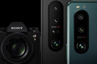 Sony предтави Xperia 1 III и Xperia 5 III: първите смартфони с варио телеобектив и Dual-PD сензор