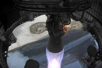 SpaceX започна изграждането на следващия прототип на ракетата Super Heavy с 33 двигателя Raptor