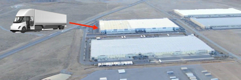 В началото Tesla ще произвежда по пет електрически влекача Tesla Semi седмично